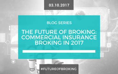 Future of broking series 1 – Commercial insurance broking in 2017