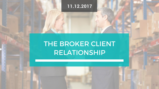 The Broker Client Relationship