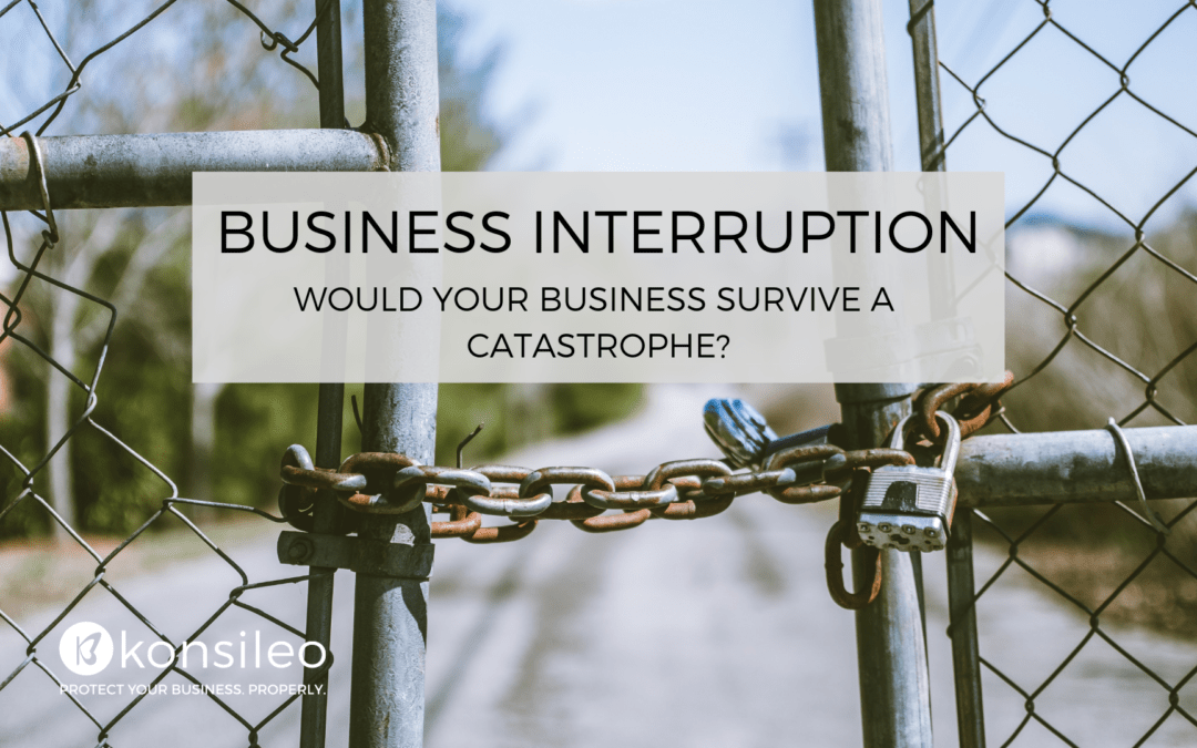 Business interruption insurance: would your business survive a catastrophe?