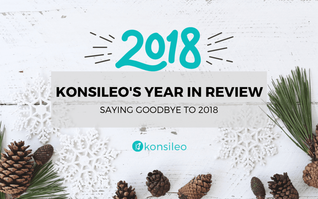 Konsileo's year in review